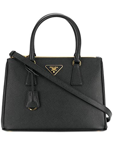 Prada Luxury Fashion Donna 1BA863VOOONZVF0002 Nero Borsa A Mano | Autunno Inverno 19