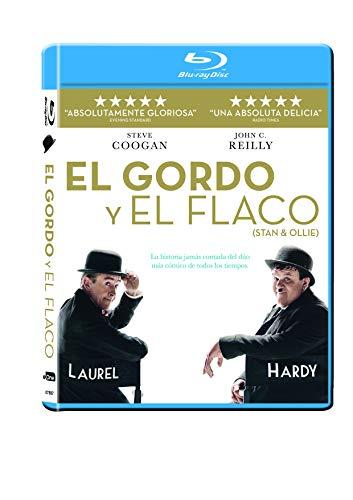 El Gordo Y El Flaco (Stan Ollie) Blu-Ray [Blu-ray]
