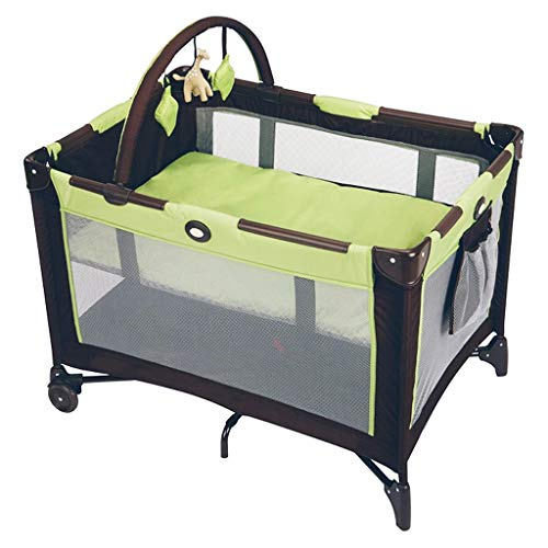 Best Review Of Rocking Bassinet Portable Travel Sleeper Bed Side Bassinet W/Carrying Bag Breathable ...