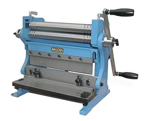 Baileigh SBR-1220, 3-in-1 Shear Brake Roll Machine