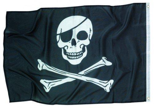 amscan Piraten Fahne
