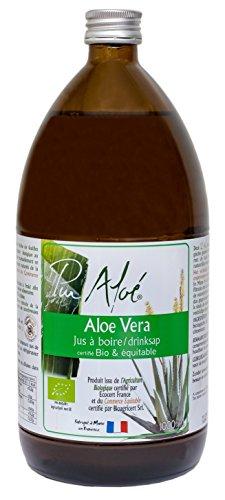 Plantes & Véto Jus d' Aloé Vera à boire Bio -1l