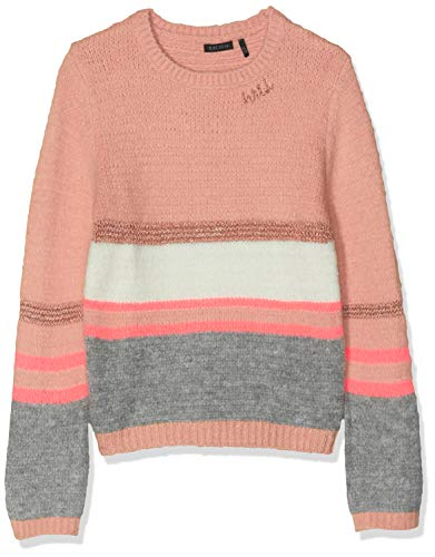 IKKS Junior Pull Tricot Rose Poudre Pullover voor meisjes