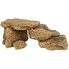 Trixie 8864 Rock Formation Aquarium Decoration 15 cm