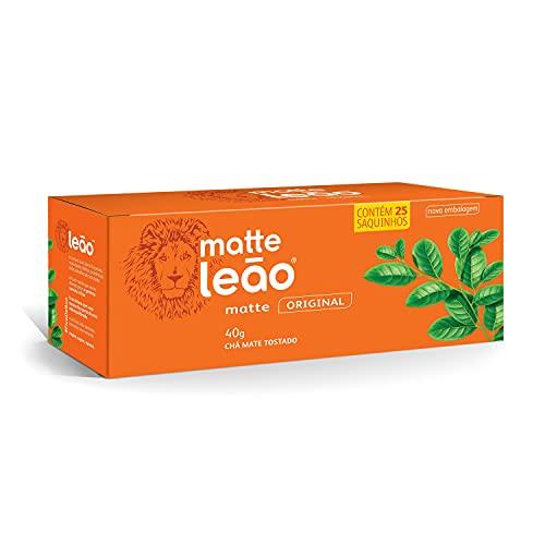 Mate Tee MATTE LEÃO Natural Teebeutel 40g