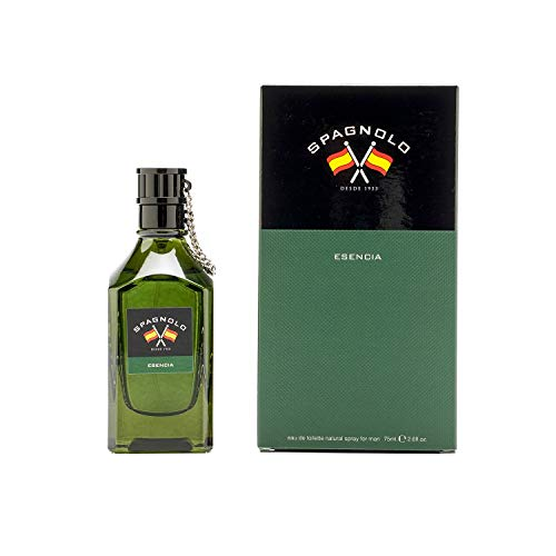 Spagnolo - Esencia, Eau de Toilette, Hombre, 75 ml