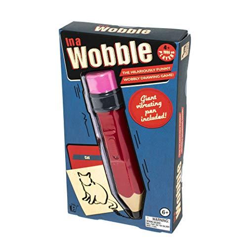 Paladone in een Wobble tekenspel met vibrerende pen