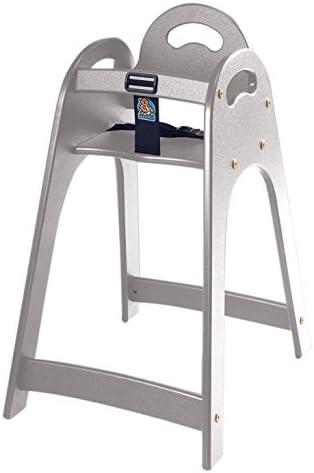 Koala Kare KB105 01 Designer High Chair 30 Height 18 Width 23 Length Grey product image