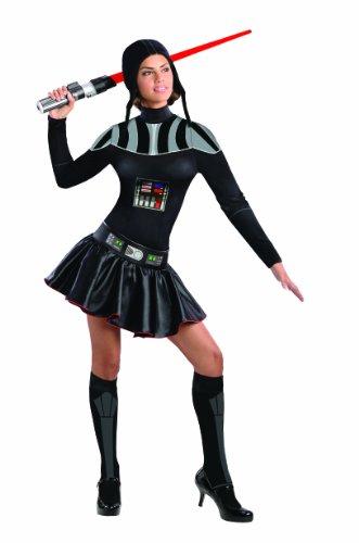 Rubie's - Disfraz para mujer Darth Vader, Star Wars, talla XS (3887128)