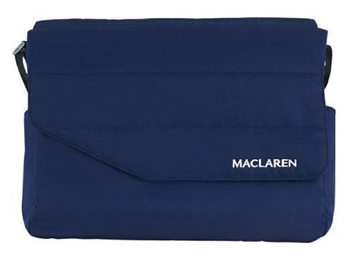 Maclaren SDN42032 wikkeltas Messenger Bag Medieval, marine