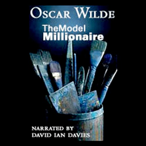The Model Millionaire audiobook cover art