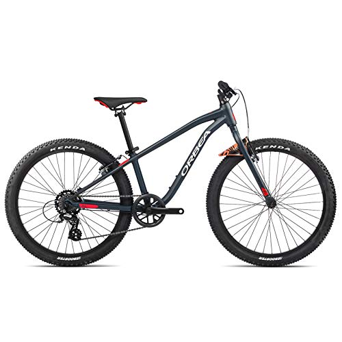 ORBEA Kinderfahrrad MX 24 Dirt MTB Hardtail 7-Gang 30cm, 24