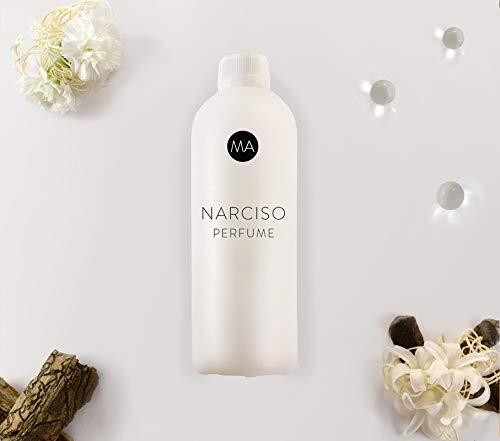 MA MEDITAROMA Ambientador Narciso - Perfume - Recarga - Esencia - Decoracion...