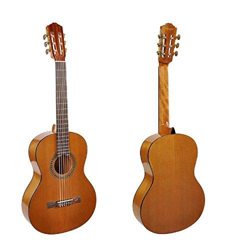 Salvador Cortez CC-08-JR, 3/4 Gitarre, Zeder/Agathis