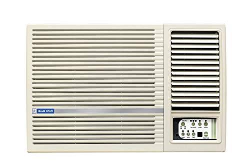 Blue Star 1.5 Ton 3 Star Window AC (Copper 3W18LD White)