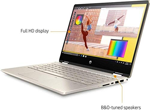 2020 HP Pavilion x360 2-in-1...