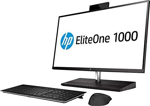 HP EliteOne 1000 G2 Envy 27 4K UHD Desktop 256GB SSD + 2TB HD 32GB RAM (Intel Core i7-8700 cpu TURBO 4.60GHz, 32 GB RAM, 256GB SSD + 2TB HD, 27' UHD 4K (3840 x 2160),Win 10 PRO) PC Computer All-in-One
