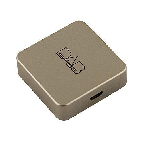 Car Kit Digital Audio Broadcast DAB DAB + Box Empfängeradapter mit Antenne fürAutoradio Android 5.1 und höher, Digitaler Radio Antennentuner UKW-Übertragung USB (nur für Länder mit DAB-Signal)