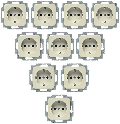 Busch-Jaeger Elektroinstallation (10, Steckdose)