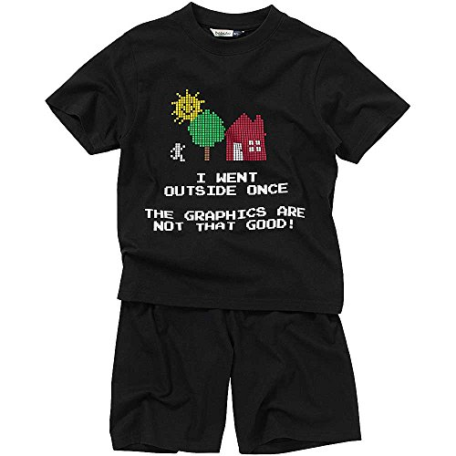Bedlam Boys Nightwear - Pijama Dos Piezas - para niño