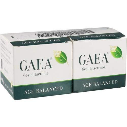 GAEA Age Balanced+Gratis GAEA Gesichtscreme 2X50 ml