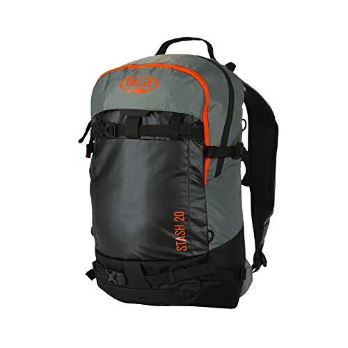 bca Unisex-Erwachsene STASH 20 Rucksack, Lead, 20l
