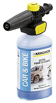 Karcher FJ10 Foam Nozzle with Ultra Pressure Washer Detergent from KARCHER
