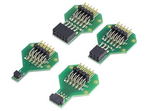 2-wire Serial EEPROM MEMORY FLASH SOIC-8 circuiti integrati Atmel IIC IC Chip