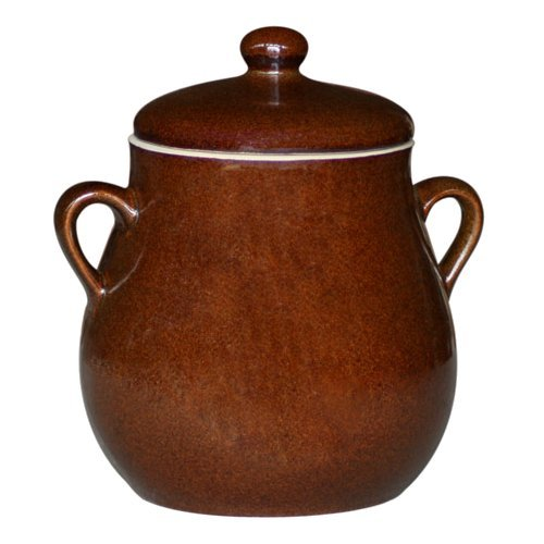 Original K&K Rumtopf 3,0 Liter - Form 3 / Mehrzwecktopf/Keramiktopf