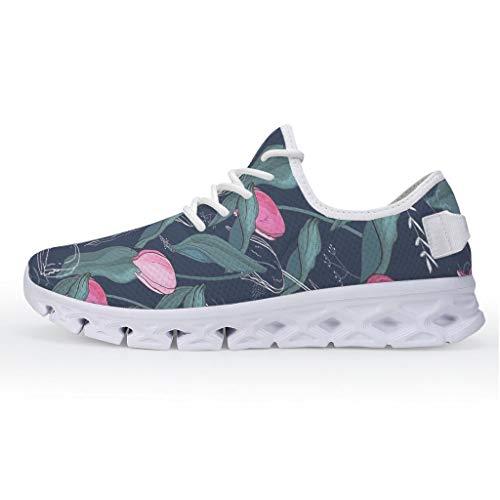 RNGIAN Zapatillas Deportivas Caminar, cómodas, Transpirables, para Correr al Aire Libre, Zapatillas para Correr y Calzado para niños