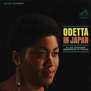 Odetta in Japan (Live)