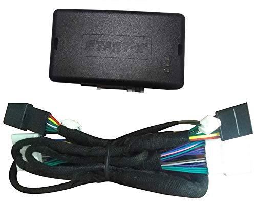 Start-X Complete Plug N Play Remote Starter kit for Toyota Tundra 2010-2017 Zero Wire Splicing!