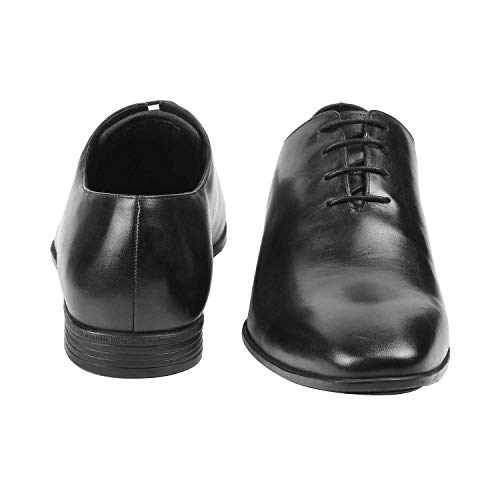 Tresmode Mens Whole Cut Leather Oxford Shoes