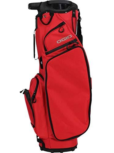 Find Discount OGIO Club Cart Red Cart Golf Bag