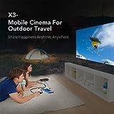 Zoom IMG-2 aun x3 mini proiettore portatile