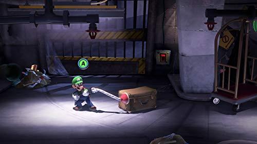 41wrxKO+MhL - Luigi's Mansion 3 - Nintendo Switch