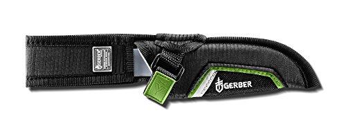 Gerber G2533, Coltello a Lama Fissa Unisex – Adulto, Verde, Taglia Unica