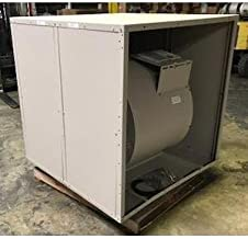 AeroCool Phoenix Manufacturing INC 185237 470-9875 CFM Commercial Industrial Series DOWNFLOW EVAPORATIVE Cooler/Less Motor and Wet Section