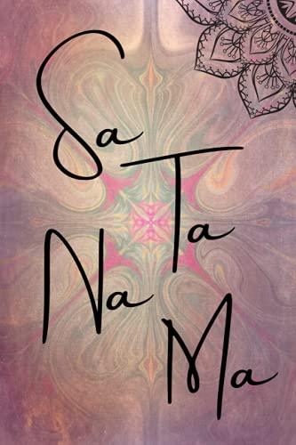 Sa Ta Na Ma Kundalini Yoga Mantra Journal: Blank Lined Notebook