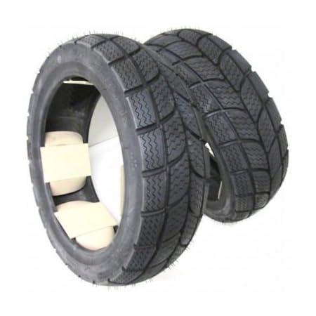 Kenda Winter Roller Reifen Set Satz Vorne Hinten 120 70 12 130 70 12 M S Winterreifen Z B Speedfight 1 2 Cpi Keeway Yamaha Mbk Auto