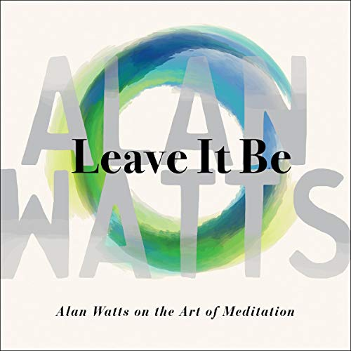 Leave It Be audiobook cover art