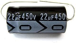 MIEC Qty 15 22UF 450V 105C Axial Electrolytic Capacitors