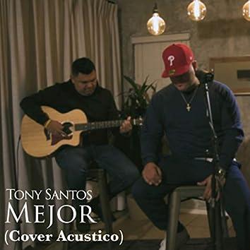 Mejor (Cover Acustico)