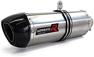HP2 Dominator Exhaust silenziatore scarico KAWASAKI ZX6R 636 NINJA 05-06 DB KILLER