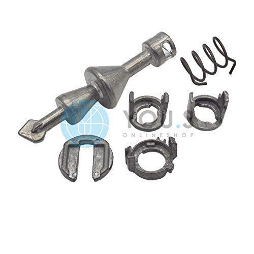 E46 3 x YOU.S Reparatursatz Schließzylinder Vorne Links für BMW 3 Coupe