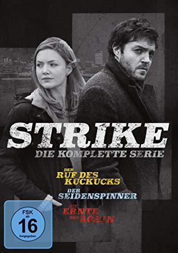 Strike - Die komplette Serie [2 DVDs]