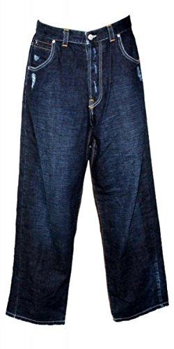 Broke Skateboard Jeans Thing, Hosengrösse:34