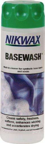 Nikwax Bekleidungswaschmittel Base Wash, transparent, 300 ml, 302100000