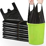 Bolsas de basura pequeñas de 2 galones, bolsas de plástico con...