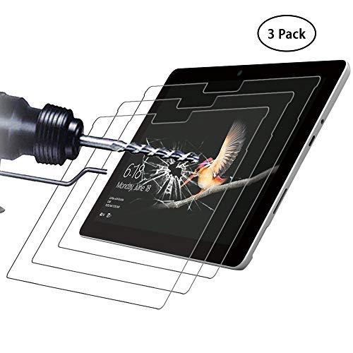 Didisky Cristal Templado Protector de Pantalla para Microsoft Surface Go 10.0 Pulgadas...